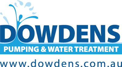 Dowdens Pumping & Water Treatment Logo Standard with Website