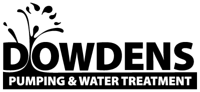 Dowdens Pumping & Water Treatment Logo - Black