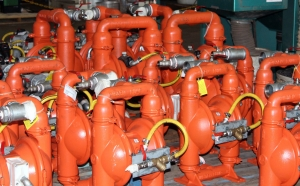 Wilden Air Operated Pumps - Dowdens Pumping & Water Treatment