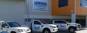Dowdens Brisbane Shop Front