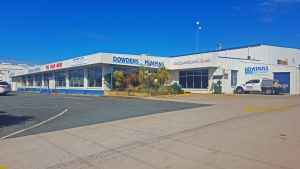 Dowdens Mackay Shop Front