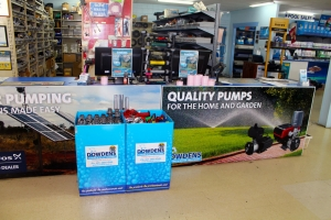 Dowdens Pumping & Water Treatment - Retail Area