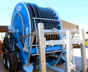 Idrofoglia Turbocar Irrigator - Dowdens Pumping & Irrigation