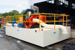 Pontoon Pumping Station - Dowdens Pumping & Water Treatment