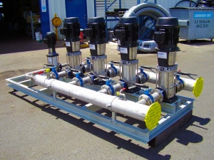 Pumping Station - Dowdens Pumping & Water Treatment