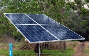 Solar Pump Installation - Dowdens Pumpung & Water Treatment