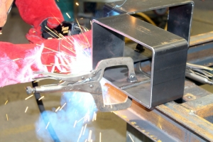 Welding Fabrication - Dowdens Pumping & Water Treatment