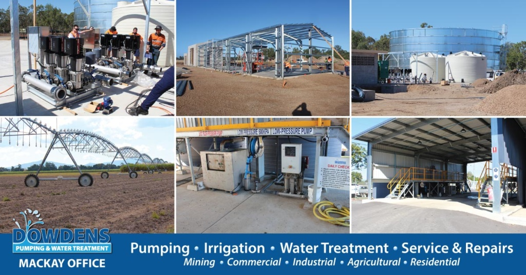 Project Coordinator Dowdens Pumping & Water Treatment