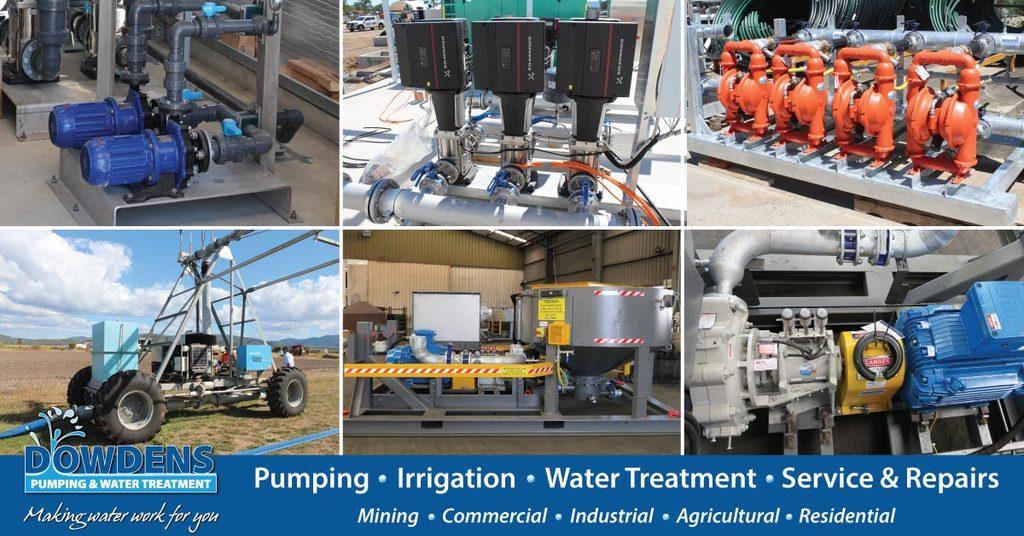 Industrial Infield Pump Fitter