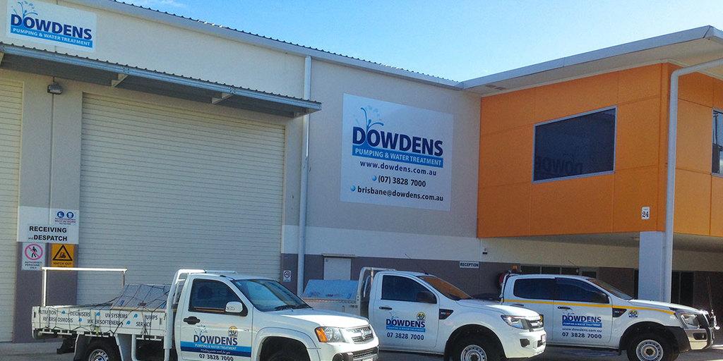 Dowdens Pumping & Water Treatment Brisbane